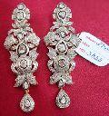 Diamond Polki Earrings (1051)