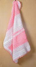 Woollen Crochet Throw AO-TH-1002