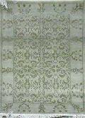 Hand Knotted Carpet (Narural Design)
