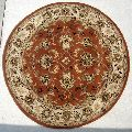 Hand Tufted Round Shape Carpets
