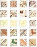 Ivory Golssy Series Floor Tile