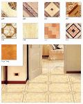 Ivory Matt Series Floor Tile