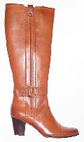 Ladies Leather Boot (DLE - 29400 - LZ)