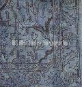 Grey Hand Knotted Woolen Carpet