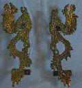 Brass Decorative Door Handle