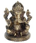Ganesha Brass Statue for home and office temple