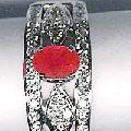Diamond Gemstone Rings - Wgr-82