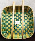 Hand made Bamboo Gift Basket