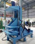 Aluminium casting equipment