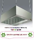 Ceiling Laminar Air Flow