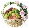 Fresh Fruit Basket 002