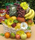 Fresh Fruit Basket 003