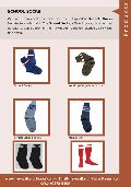 Socks with School Name