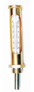 Cylindrical Thermometer