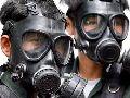 Oxygen Gas Mask