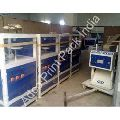 Semi Automatic Double Die Plate Making Machine