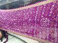 Bandhani Sarees Pink