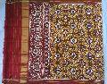 Patan Patola Red N Yellow Saree