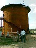 Bulk Storage Tank