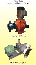 CHEMINJECT RMP SERIES- PLUNGER / PISTON TYPE CHEMICAL DOSING PUMP
