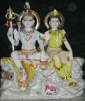 Shankar Parvati Statue