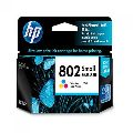 Hp 802 Small Tricolor Ink Cartridge