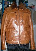 Mens Leather Fashion Jacket