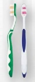 Curved Toothbrush