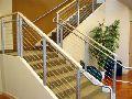 Stainless Steel Interior Railings