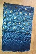 Jaipuri Blue Print Double Bedding Quilt S