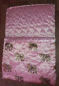 Jaipuri Light6 Pink Print Double Bedding Quilt S