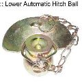 Lower Automatic Hitch Ball
