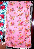 Rose Printed Terry Towel - Dt 02