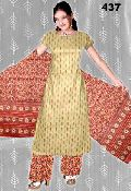 Cotton Salwar Kameez, Cotton Salwar Suits Csk - 04
