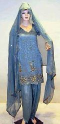 Cotton Salwar Kameez, Salwar Suits  Csk - 16