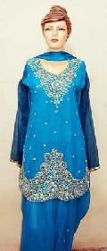 Cotton Salwar Kameez, Salwar Suits  Csk - 18