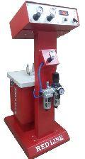 powder coating equipments