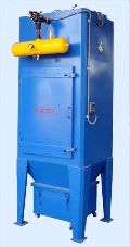 Reverse Pulse Jet Type Dust Collector