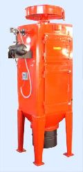 Unitary Mobile Pulse Jet Dust Collector