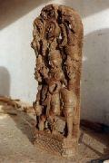 Wooden Sculpture- 003