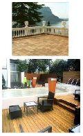 Wooden Deck Floor