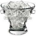 Glass Ice Buckets