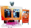 3 Cavity Double Station Auto Deflashing Blow Molding Machine