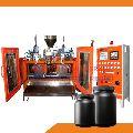 5 Ltr. Double Station Blow Molding Machine