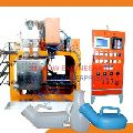 Double Cavity Plastic Blow Molding Machine