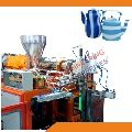Double Color Plastic Blow Molding Machine