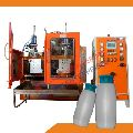 Double Station Thermoplastic Blow Molding Machine