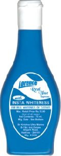 Liquid Ultramarine Blue