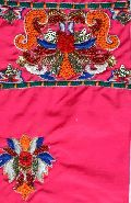 Saree Border Embroidery Design
