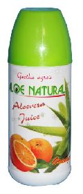 Aloe Natural Juice With Orange